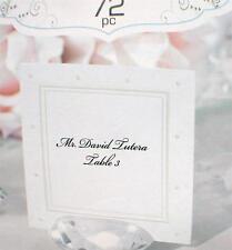 72 David Tutera Printable Escort Cards Place Seating Swiss Dot Table tent