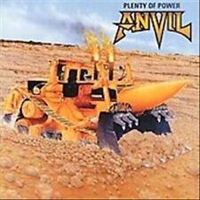 ANVIL - Plenty of Power (Original CD, 2001, Hypnotic Records)