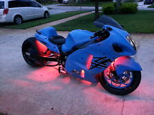 Motorcycle LED Accent Lights, 40 LEDs, RED, Easy Install, The Best