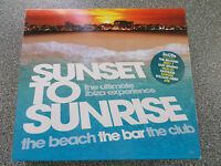 VARIOUS ARTISTS - SUNSET TO SUNRISE -  CD - ALBUM - (3 CD BOX SET)