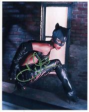 REPRINT -HALLE BERRY #2 Catwoman autographed signed photo copy reprint