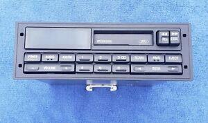 LISTING FOR 0601-gib 1993-2000 Ford OEM AM/FM Cassette Radio, Single DIN, Tested