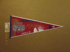MLB Philadelphia Phillies Vintage 1996 All Star Game Logo Baseball Pennant