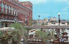 Ybor City Florida~Latin Quarter~Tourist Area and Shops~1950s Postcard