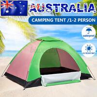 KCASA Waterproof Automatic Quick Open Camping Tent Outdoor Anti-UV Mesh  PAN@
