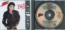 MICHAEL JACKSON Bad 1987 CD early press DIRTY DIANA Man In The Mirror TOP SOUND!