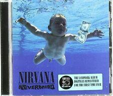 Nirvana - Nevermind - CD NEW & SEALED  20th Anniversary Remastered / Kurt Cobain