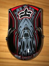FOX TRACER HELMET   SIZE XS never used.