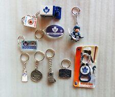 aminco NHL Toronto Maple Leafs Heavyweight Keychain