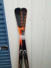 New listing K2 Speed Charger 175cm Skis Black Orange 2019