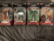Marvel Legends Demogoblin BAF 4 Figures