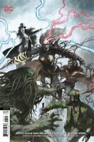 Justice League Dark and Wonder Woman: The Witching Hour #1 Cover B Variant NM