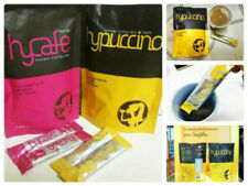 hycafe Hypuccino Instant Coffee Mix Slim Health Diet Weight Loss Zero brun 40pcs