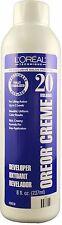 L'Oreal Oreor Creme Hair Color Developer 20 Volume 237mL