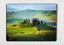 SOUVENIR FROM TUSCANY ITALY #1 FRIDGE MAGNET -ftd3Z