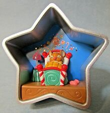 Hallmark Ornament 2015 COOKIE CUTTER CHRISTMAS mouse