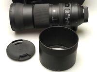 Sigma 150-600 mm F5-6.3 DG OS HSM C f. Nikon