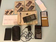 Vintage Calculatrice Calculette Programmable Texas Instruments TI 58C