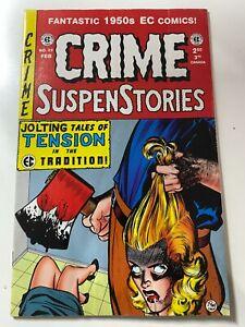 Crime SuspenStories #22 Reprint