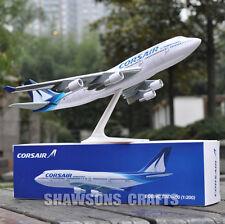 Aircraft Plane Model Toys 1:200 Boeing B747-400 Corsair Airliner Replica