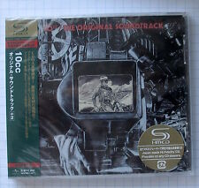 10CC - The Original Soundtrack + 2 JAPAN SHM CD OBI NEU RAR! UICY-90778 SEALED