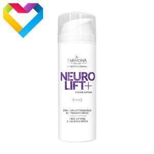 Farmona Professional NEURO LIFT+ Face Lifting Emulsion SPF15 Dermo-Lifting 150ml