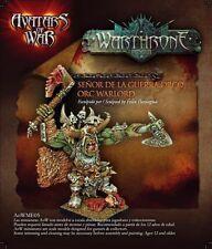 Avatars of War: Orc Warlord - AOW05 - Character