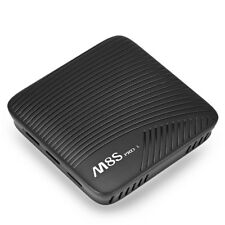 3GB  + 32GB  EU Plug  Mecool M8S PRO L 4K TV Box CPU Bluetooth 4.1 + HS Garantie