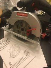 NEW Craftsman C3 19.2v  Volt 5 1/2 Inch Circular Saw Model 5411.3