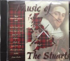 Music Of The Stuarts - Classical Guitar Trio Terz - Rare CD - 2004 Scotland