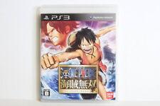 One Piece Kaizoku Musou Pirates Warriors PS3 PS 3 Japan Import US Seller