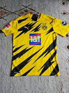 BVB Borussia Dortmund Trikot Puma Vielfalt Sondertrikot Guerreiro NEU