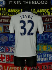 5/5 Manchester United adults S #32 Tevez football shirt jersey trikot soccer