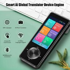 Language Translator Device Portable Voice All Languages 108+ Countries.