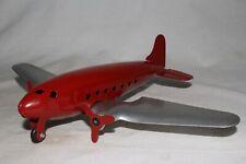 1940's Marx Pressed Steel Airplane, Restored