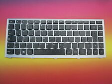 German Keyboard Lenovo Ideapad S300 S400 S405 M30-70 S40-70 M40 Frame silver