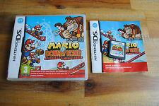 Jeu MARIO VS DONKEY KONG Pagaille à Mini-Land COMPLET sur Nintendo DS