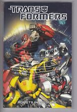 Transformers Robots in Disguise TPB vol. #1 (IDW) $19.95 cover