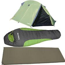 Schlafsack Zelt Isomatte Camping Trekking 1-2 Mann Igluzelt Motorrad Biwak 2020