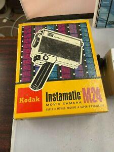 Kodak Instamatic 8mm Movie Camera