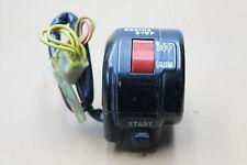 1983 SUZUKI GS550 GS550E RIGHT HANDLEBAR CONTROL SSHC(119)