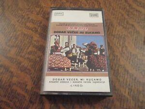 cassette audio dobar vecer mi kucamo lindo