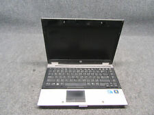 "HP Elitebook 8440p 14"" Laptop with Intel Core i5 2.40GHz 2GB RAM 250GB HDD"
