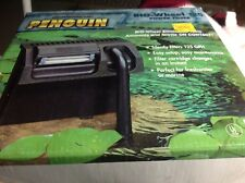 MARINELAND PENGUIN BIO-WHEEL POWER FILTER 125 GPH. NEW. AQUARIUM FISH TANK