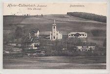72551/30- Hinter Tullnerbach im Bezirk Wien-Umgebung Niederösterreich 1914