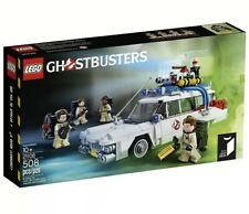 Lego 21108 IDEAS Ghostbusters Ecto-1 complete w/ Instructions & box. EUC!