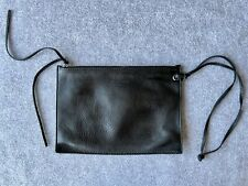 Balenciaga Authentic Leather Clutch Bag