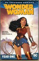 GN/TPB Wonder Woman Volume 2 Two 2017 vf/nm 9.0 DC 1st 172 pgs Rebirth Rucka