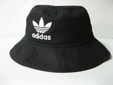 0c40c6e20 Adidas Originals Adicolor Bucket Hat Black Camouflage White Mens Big Size  BK7345