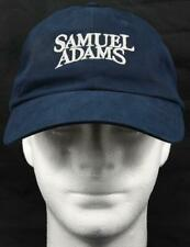 NEW Authentic Sam Adams Baseball Cap Snapback Blue Hat Boston Beer Company